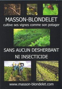 carte postale Masson-Blondelet