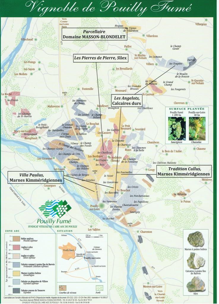 Parcellaire Map