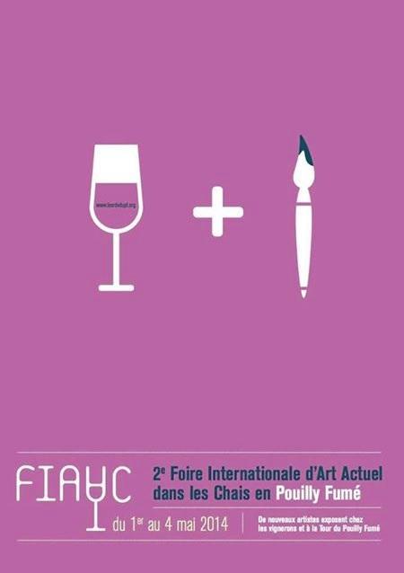 Foire Internationale d'Art Actuel dans les Chais en Pouilly Fumé