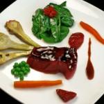 Axuria - Plat viande