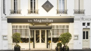 Les Magnolias - Devanture